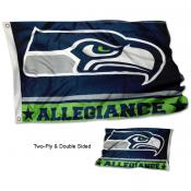 Seattle Seahawks Allegiance Flag