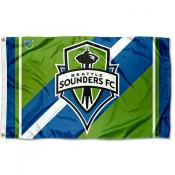 Seattle Sounders Outdoor Flag