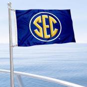SEC Conference Mini Flag