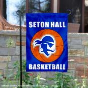 Seton Hall Pirates Basketball Garden Banner