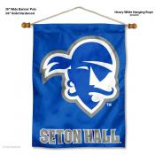 Seton Hall Pirates Wall Banner