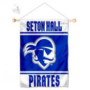Seton Hall Pirates Window and Wall Banner