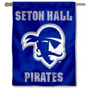 Seton Hall University Banner Flag