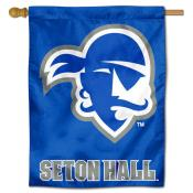 Seton Hall University House Flag