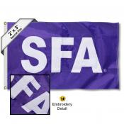 SFA Lumberjacks Small 2'x3' Flag