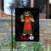 SIUE Cougars Eddie the Cougar Garden Flag