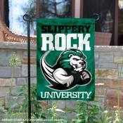 Slippery Rock Double Sided Garden Flag