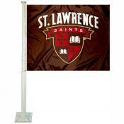 SLU Saints Car Flag