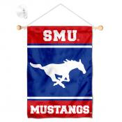 SMU Window and Wall Banner