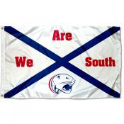 South Alabama Jaguars State Flag