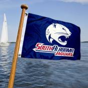 South Alabama Jaguars Yacht Flag