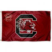 South Carolina Gamecocks Operation Hat Trick Flag