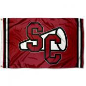 South Carolina Gamecocks Throwback Vault Logo Flag