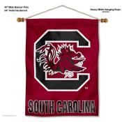 South Carolina Gamecocks Wall Banner