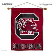 South Carolina Gamecocks Wall Banner