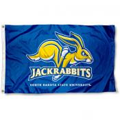 South Dakota State University Jackrabbits Flag