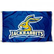 South Dakota State University Polyester Flag