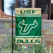 South Florida Bulls Garden Flag