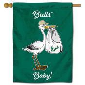 South Florida Bulls New Baby Flag