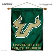 South Florida Bulls Wall Banner
