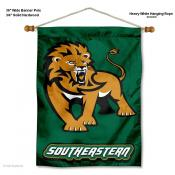 Southeastern Louisiana Lions Wall Banner