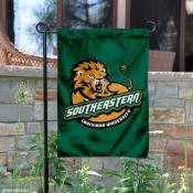 Southeastern Louisiana University Garden Flag
