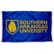 Southern Arkansas Muleriders Flag