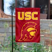 Southern Cal Trojans Garden Flag
