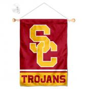Southern Cal USC Trojans Window and Wall Banner