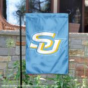 Southern Jaguars Light Blue Garden Flag