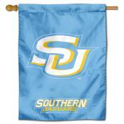 Southern Jaguars Logo Banner Flag