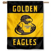 Southern Miss Mascot Logo Banner Flag