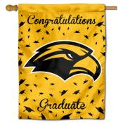 Southern Mississippi Eagles Congratulations Graduate Flag