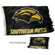 Southern Mississippi Eagles Double Sided Flag