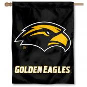 Southern Mississippi Eagles Double Sided House Flag