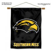 Southern Mississippi Eagles Wall Banner