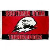 Southern Utah Thunderbirds Scarlet Red Flag