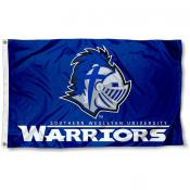 Southern Wesleyan Warriors Flag