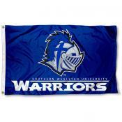Southern Wesleyan Warriors Flag