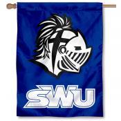 Southern Wesleyan Warriors House Flag