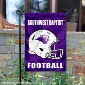 Southwest Baptist Bearcats Helmet Yard Garden Flag