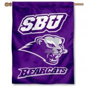 Southwest Baptist University SBU Banner Flag