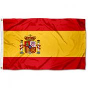 Spain Flag 3x5 Printed Flag