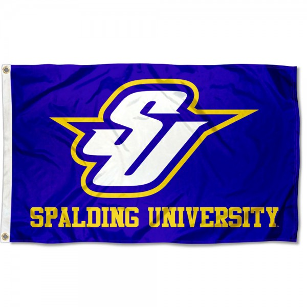 Spalding Golden Eagles Flag measures 3x5 feet, is made of 100% polyester, offers quadruple stitched flyends, has two metal grommets, and offers screen printed NCAA team logos and insignias. Our Spalding Golden Eagles Flag is officially licensed by the selected university and NCAA.