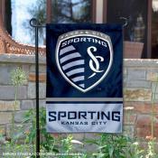 Sporting Kansas City Garden Flag
