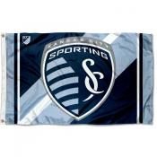 Sporting Kansas City Outdoor Flag