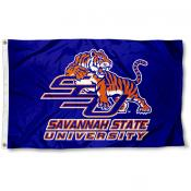 SSU Tigers Blue Flag