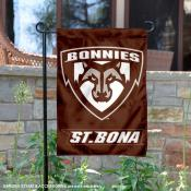 St. Bonaventure Bonnies Double Sided Garden Flag