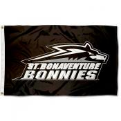 St. Bonaventure Bonnies New Logo Flag