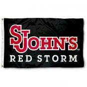 St. John's Red Storm  Flag